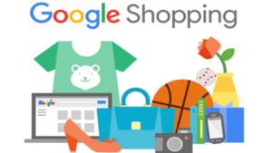 Google shopping pour les achats de noel